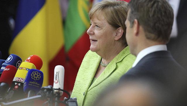 Меркель рассказала, какими будут переговоры по Brexit