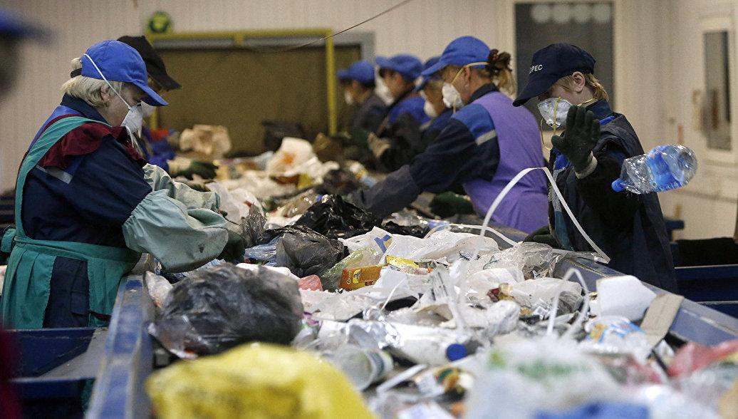 ОНФ предложил начать в Калининграде программу раздельного сбора мусора