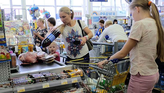 Приморье вошло впятерку регионов Российской Федерации снаивысшим средним чеком вмагазине