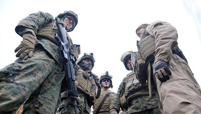 Секс среди военных