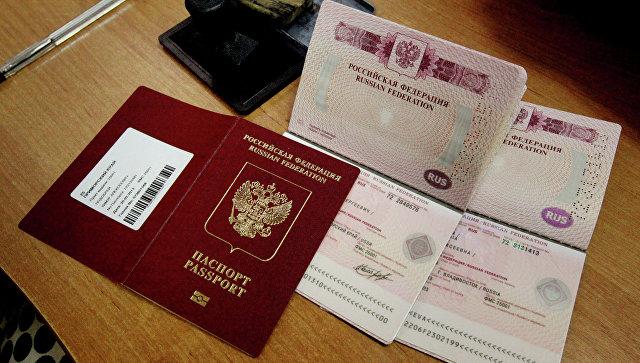 Пропуск граждан России в Украинское государство только побиометрике— Турчинов все пояснил