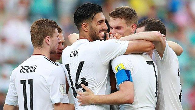 Нападающий сборной Германии считает шансы команды на победу в КК хорошими