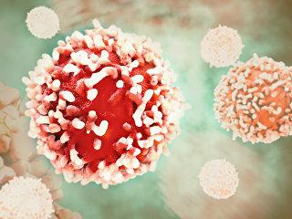 Раковая клетка в организме человека