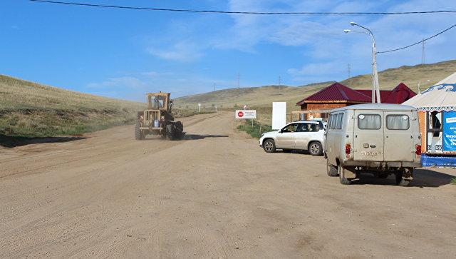НаОльхоне начали проектирование одного изучастков дороги