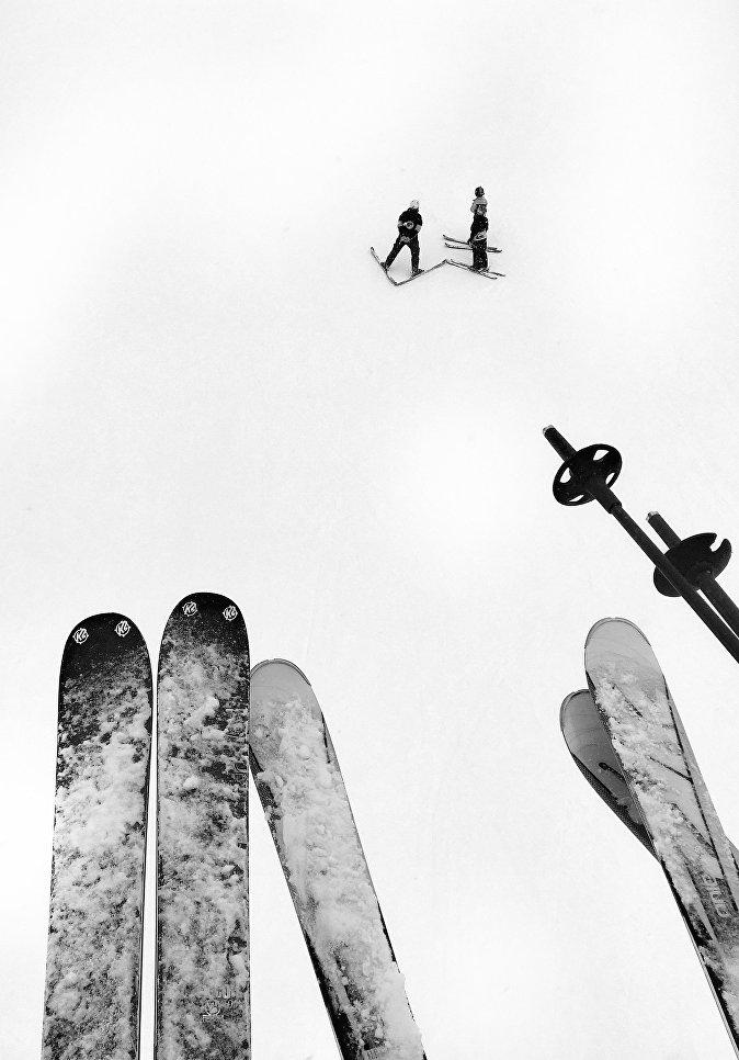 Работа фотографа из США Nick Trombola, занявшая 1-ое место в категории Образ жизни в iPhone Photography Awards 2017
