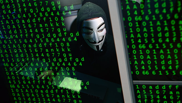 Хакеры Anonymus обрушили сайт Конституционного суда Испании