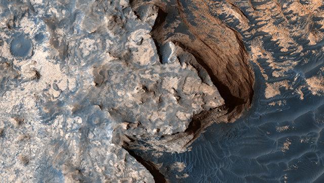 Ученые зафиксировали наМарсе потепление