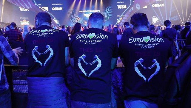 Залог Украины заЕвровидение заблокирован потребованию Euronews