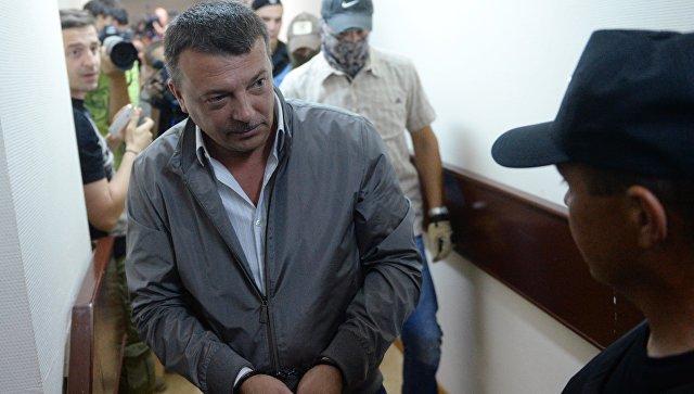 Мосгорсуд оставил под арестом замглавы УСБСК Ламонова