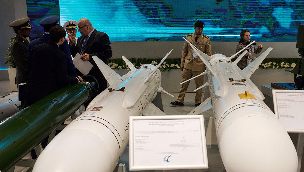Тактическая противокорабельная ракета. Архивное фото