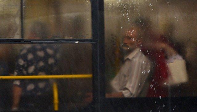СМИ: в Москве водитель автобуса открыл стрельбу в ходе ссоры с пассажирами