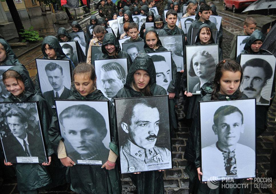 Память жертв Волынской резни почтили вВаршаве