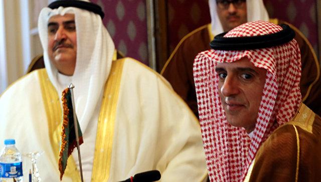 Арабские страны планируют ужесточить ограничения вотношении Катара