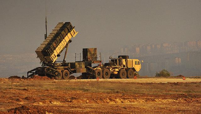 США размещают в Южной Корее противоракетные комплексы «Пэтриот»