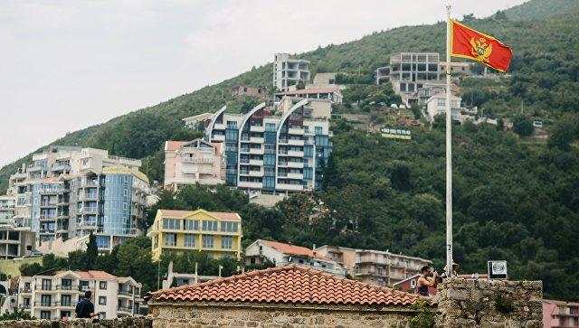 Город Будва в Черногории. Архивное фото