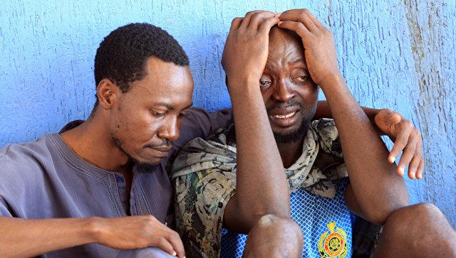 У побережья Ливии 35 мигрантов пропали без вести