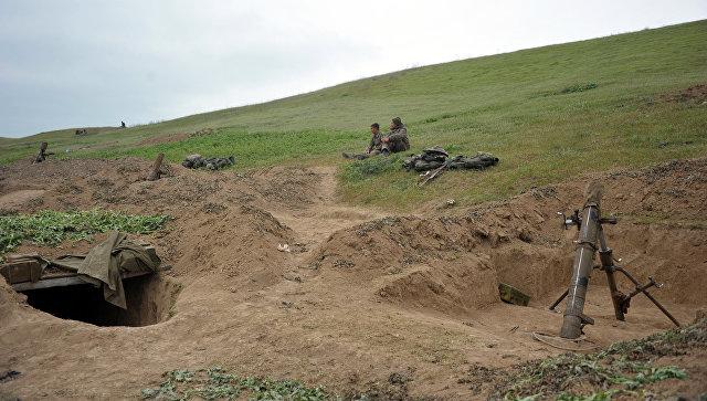 Статус-кво по Карабаху не решит конфликт, заявил глава МИД Франции