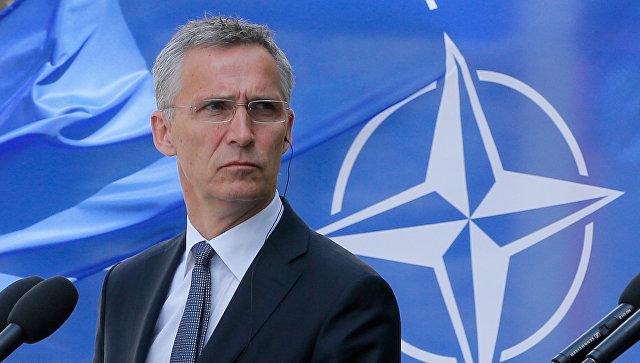Столтенберг рассказал о повестке НАТО на 2018 год