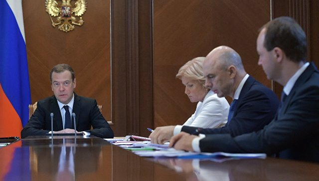 Средства наперепись населения в 2020г. предусмотрены— Медведев