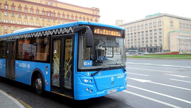 Автобусы вцентре поменяют маршруты из-за «Ночного забега»