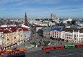 Вид на улицу Баумана в Казани
