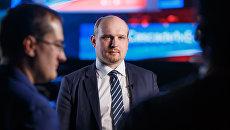 Дмитрий Смит, президент Федерации компьютерного спорта России