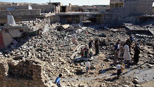 Исламские боевики объявили иракский Талль-Афар независимым от«халифата» государством