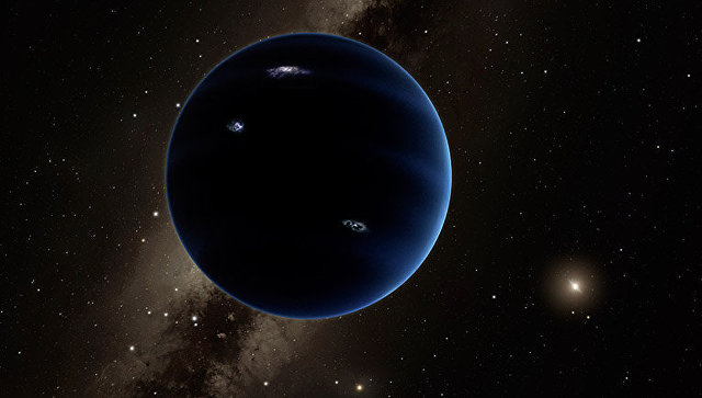 Астрономы вышли наслед «планеты икс»