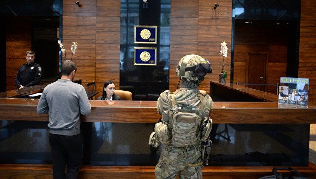 Обыски в офисах украинского издания Вести