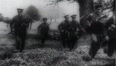 Первая мировая война и ее последствия для Российской империи. Архивные кадры