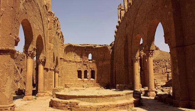 Эрмитаж и Фонд Ага Хана помогут Сирии сохранить культурное наследие