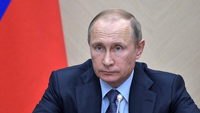 """Путин рассказал детям, как появился центр """"Сириус"""" и почему он так назван"""
