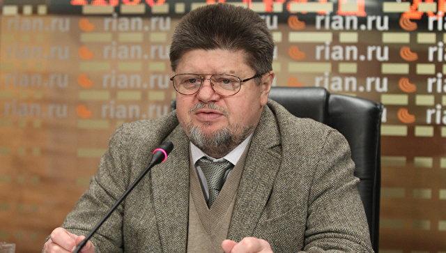 Главный нарколог Минздравсоцразвития РФ Евгений Брюн. Архивное фото