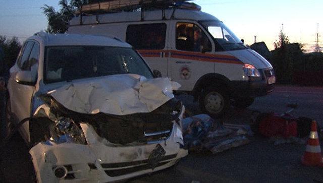 Пострадавшие в аварии под Курском остаются в тяжелом состоянии