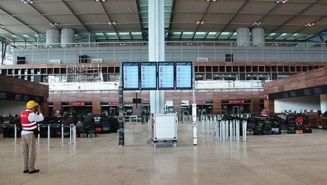 ВБерлине эвакуировали терминал аэропорта