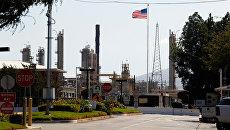 Нефтеперерабатывающий завод ExxonMobil в штате Калифорния. Архивное фото