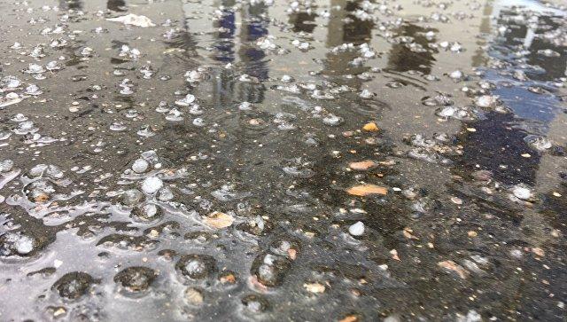 Из-за ливневых дождей столичное метро работает вусиленном режиме