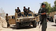 Службы безопасности Афганистана. Архивное фото