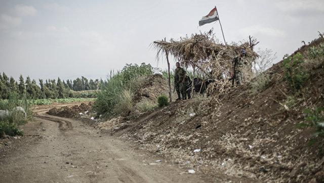 Ливанский посредник по переговорам с боевиками погиб на границе с Сирией