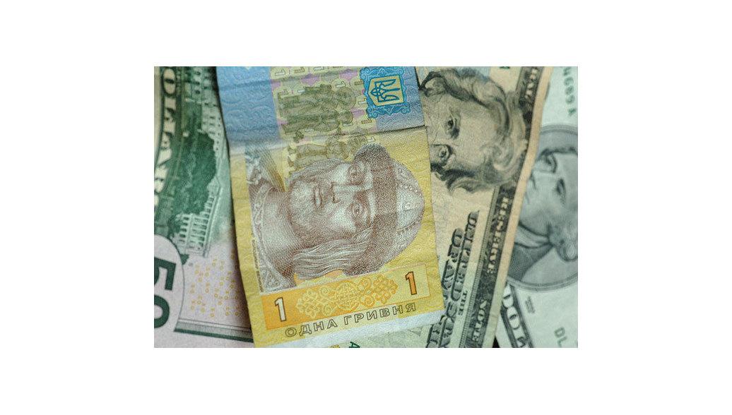 Банкам Украины разрешили в случае опасности портить купюры