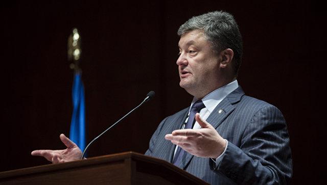 Железняк рассказал, зачем Порошенко закон о реинтеграции Донбасса