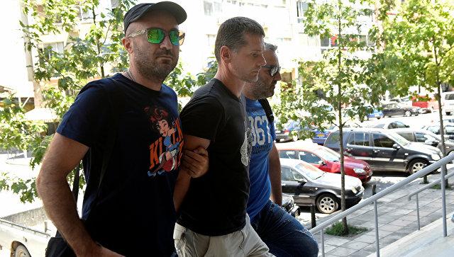 Россиянин, задержанный в Греции по подозрению в отмывании денег