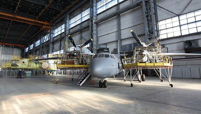Украинский «Антонов» собирается выпустить  поменьшей мере  70 самолетов напротяжении  5-ти  лет