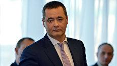 Бывший вице-губернатор Приморского края Вишняков Евгений Витальевич. Архивное фото