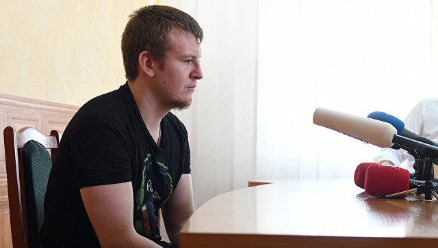 Украина представила ответ на запрос по задержанному россиянину Агееву