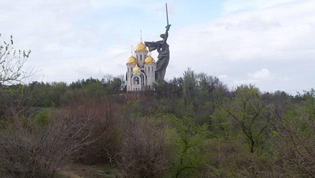 Власти Волгограда опровергают разрушение «сада вдов» уМамаева кургана