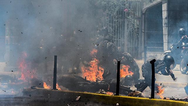 Ситуация в Венесуэле. 30 июля 2017