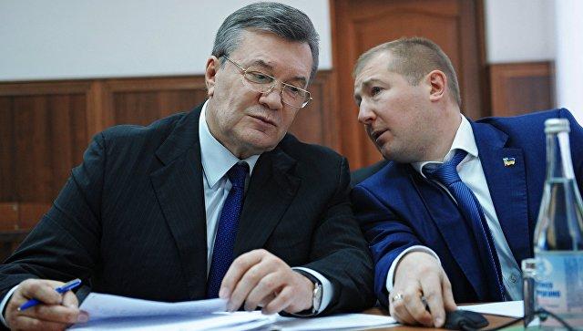 Суд в Киеве закончил изучение доказательств по делу Януковича о госизмене