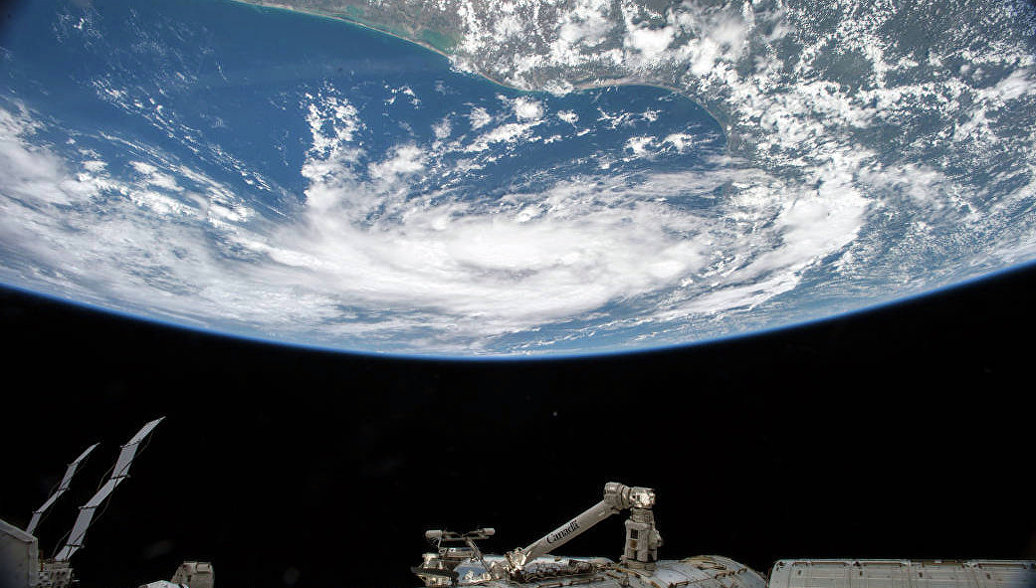 У юго-западного побережья Мексики сформировался тропический шторм 'Мак