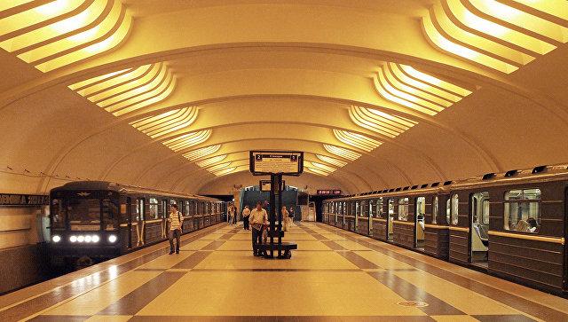Станция метро. Архивное фото
